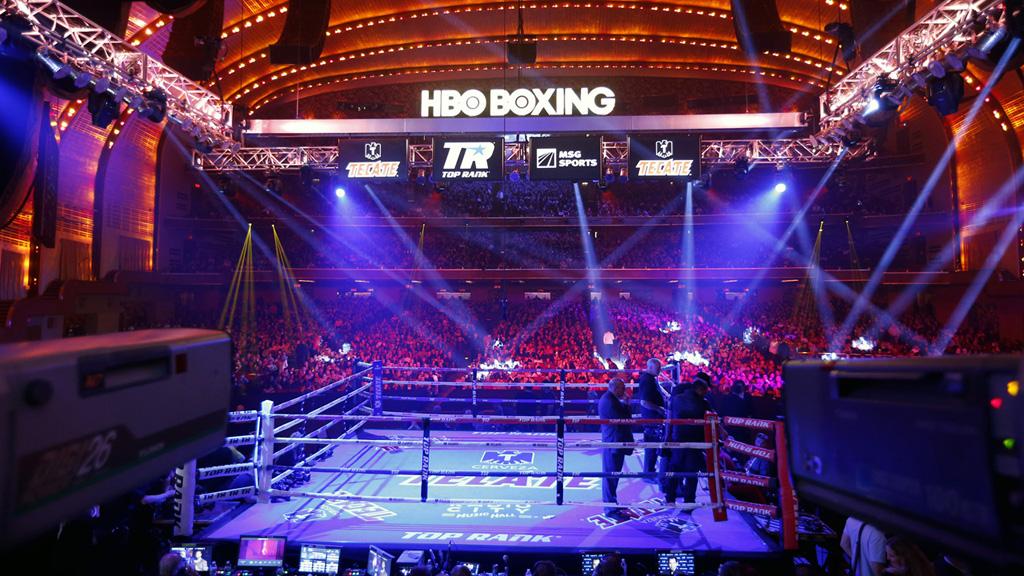 Scotiabank box office boxing