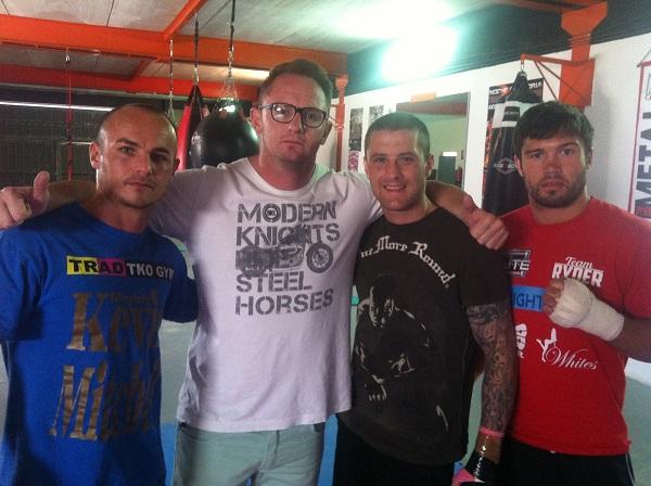Buen movimiento en el gimnasio the ring boxing club de for Gimnasio torrevieja
